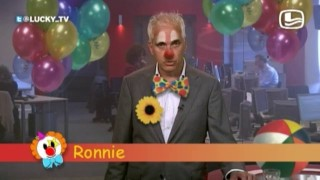 Politiek verslaggever Ronnie