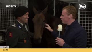 Het Cavalerie Ere-Escorte