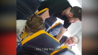 Ryanair Racist Override