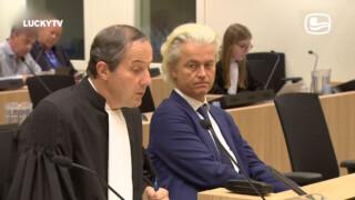 Geert Wilders viert zijn verjaardag
